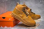 Зимние кроссовки Nike LF1 Duckboot (рыжие), фото 2