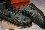 Зимние ботинки Nike LF1 Duckboot (зеленые) , фото 5