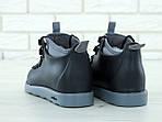 Зимние ботинки Native Fitzsimmons (черные) , фото 2