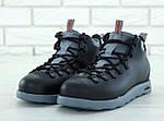 Зимние ботинки Native Fitzsimmons (черные) , фото 5