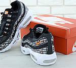 Мужские кроссовки Nike Air Max 95 (черно-белые), фото 8
