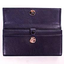 Женский кожаный кошелек KARYA (КАРИЯ) SHI1142-4FL, фото 3