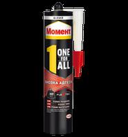 Момент One4All 440 г Полимерный клей-герметик HighTack (белый)