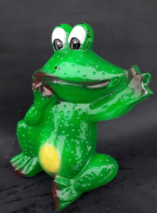 Жаба - лапка