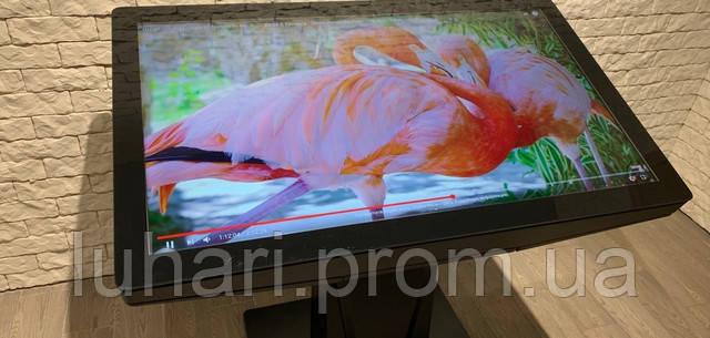 Производство под заказ сенсорных интерактивных панелей