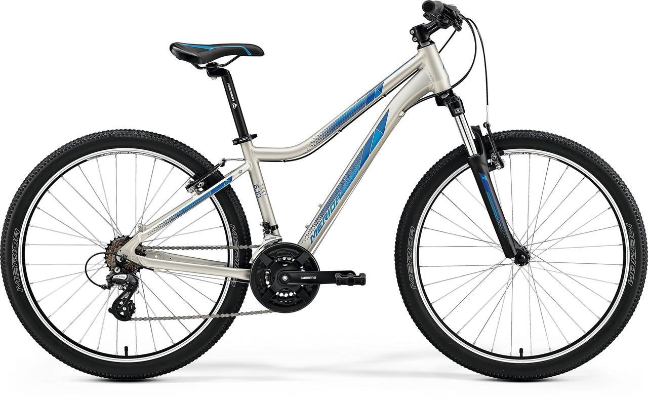 Велосипед горный MERIDA JULIET 6. 10 V 2019