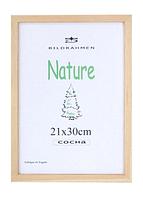 Фоторамка деревянная  цвет светлое дерево 21*30(А4). Рамка для диплома.