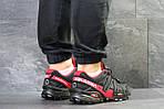 Мужские кроссовки Salomon Speedcross 3 (Черно-красные) весна-осень, фото 6