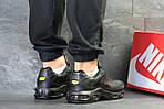 Мужские кроссовки Nike Air Max Tn (черно-красные) весна-осень, фото 2