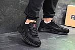 Мужские кроссовки Reebok dmx max (черные), фото 2