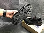 Мужские кроссовки Reebok dmx max (черные), фото 4