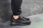 Мужские кроссовки Reebok dmx max (черные), фото 6