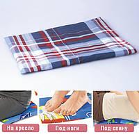 Шунгитовый массажный коврик Арго (восстановление ослабленных функций мышц, суставов, геморрой, сидячая работа)