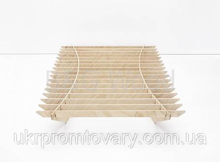 Ліжко Dinolectus 120х190, меблі SPORTMORE, натуральне дерево, фанера від виробника, фото 2
