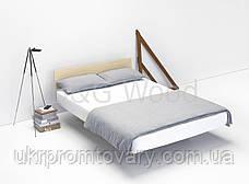 Ліжко Dinolectus 120х200, меблі SPORTMORE, натуральне дерево, фанера від виробника, фото 3