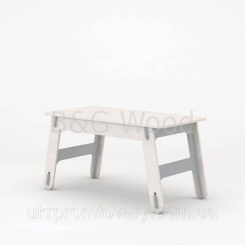 Стол Clic #0, мебель SPORTMORE, натуральное дерево, фанера от производителя