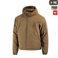M-Tac куртка зимняя Alpha Gen.III Coyote Brown + ПОДАРОК