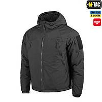 M-Tac куртка зимняя Alpha Gen.III Black + ПОДАРОК