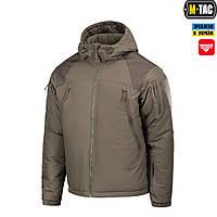 M-Tac куртка зимняя Alpha Gen.III Dark Olive + ПОДАРОК