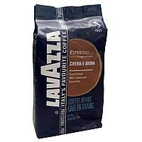 Кофе Lavazza Crema e Aroma Espresso 1кг зерно