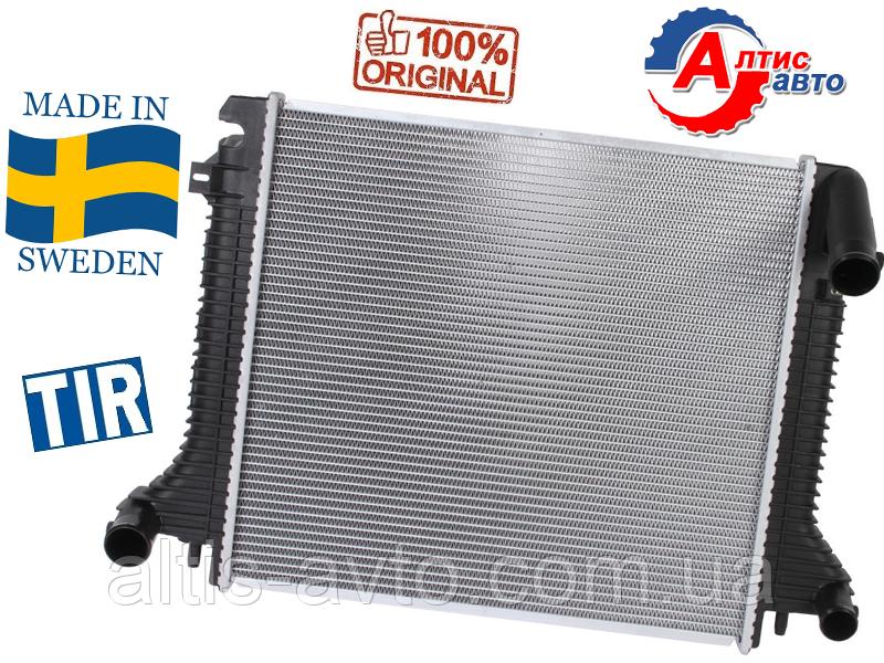 Радиаторы Atego (гарантия 2 года) 570X517 Радиатор Mercedes-Benz Atego запчасти мерседес W1033050