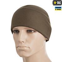 M-Tac шапка Watch Cap Elite флис Windblock 295 Dark Olive