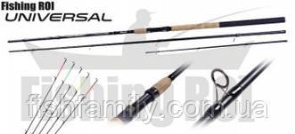 Удилище Fishing ROI Universal feeder 20-110g 3.30m 5typs