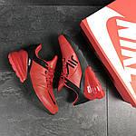 Мужские кроссовки Nike Air Max 270 (Красные) , фото 3