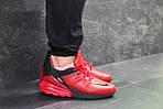 Мужские кроссовки Nike Air Max 270 (Красные) , фото 4