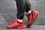 Мужские кроссовки Nike Air Max 270 (Красные) , фото 6