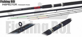 Удилище Fishing ROI Inspector feeder 3.30m 3+3 90g