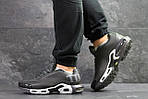 Мужские кроссовки Nike Air Max TN (серые), фото 2