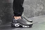 Мужские кроссовки Nike Air Max TN (серые), фото 4