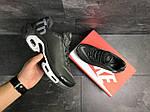 Мужские кроссовки Nike Air Max TN (серые), фото 5