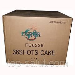 Фейерверк Profi 36 выстрелов FC6336 (калибр 63 мм.)
