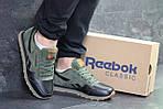 Мужские кроссовки Reebok (зеленые), фото 5