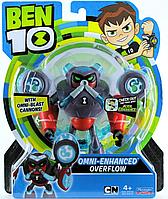 Бен 10 фигурка Водохлёст, омни-усилённый 12,5см Ben 10 Overflow Omni Enhanced, Оригинал из США, фото 1