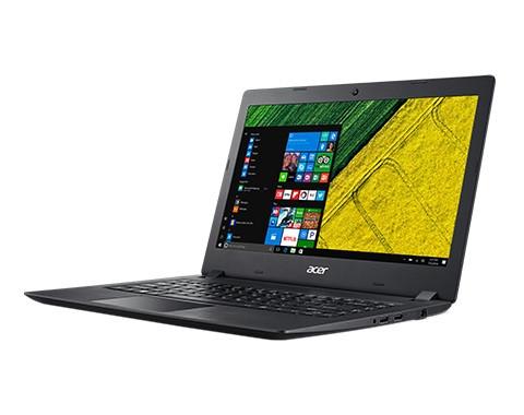 Ноутбук Acer Aspire 3 A315-33-P6M9 (NX.GY3EU.015) Win10 Obsidian Black