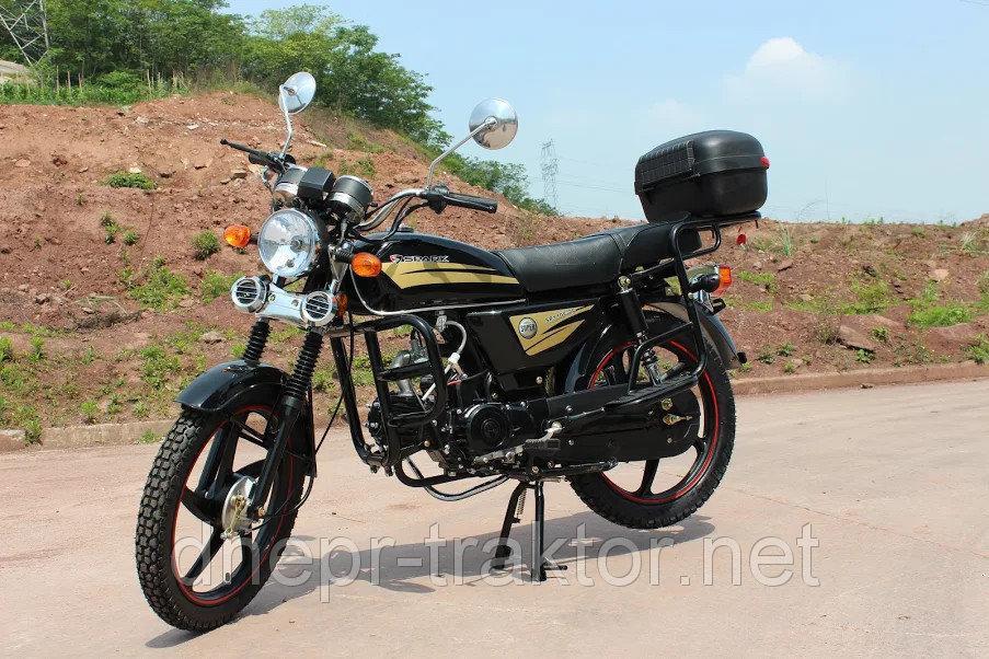 Мотоцикл Спарк, Spark SP110С-2С New, 110 см³