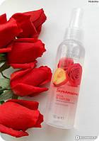 Лосьйон-Спрей для тіла Оксамитова троянда та персик , 100 мл