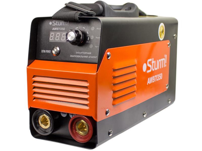 Инверторные сварочные аппараты Sturm AW97I350