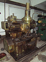 Станок зубодолбежный 5М14, 1970г  рабочий, фото 1
