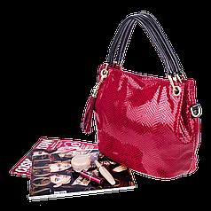 Женская сумка Realer P008 красная