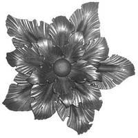 Цветок - кованый элемент 2020