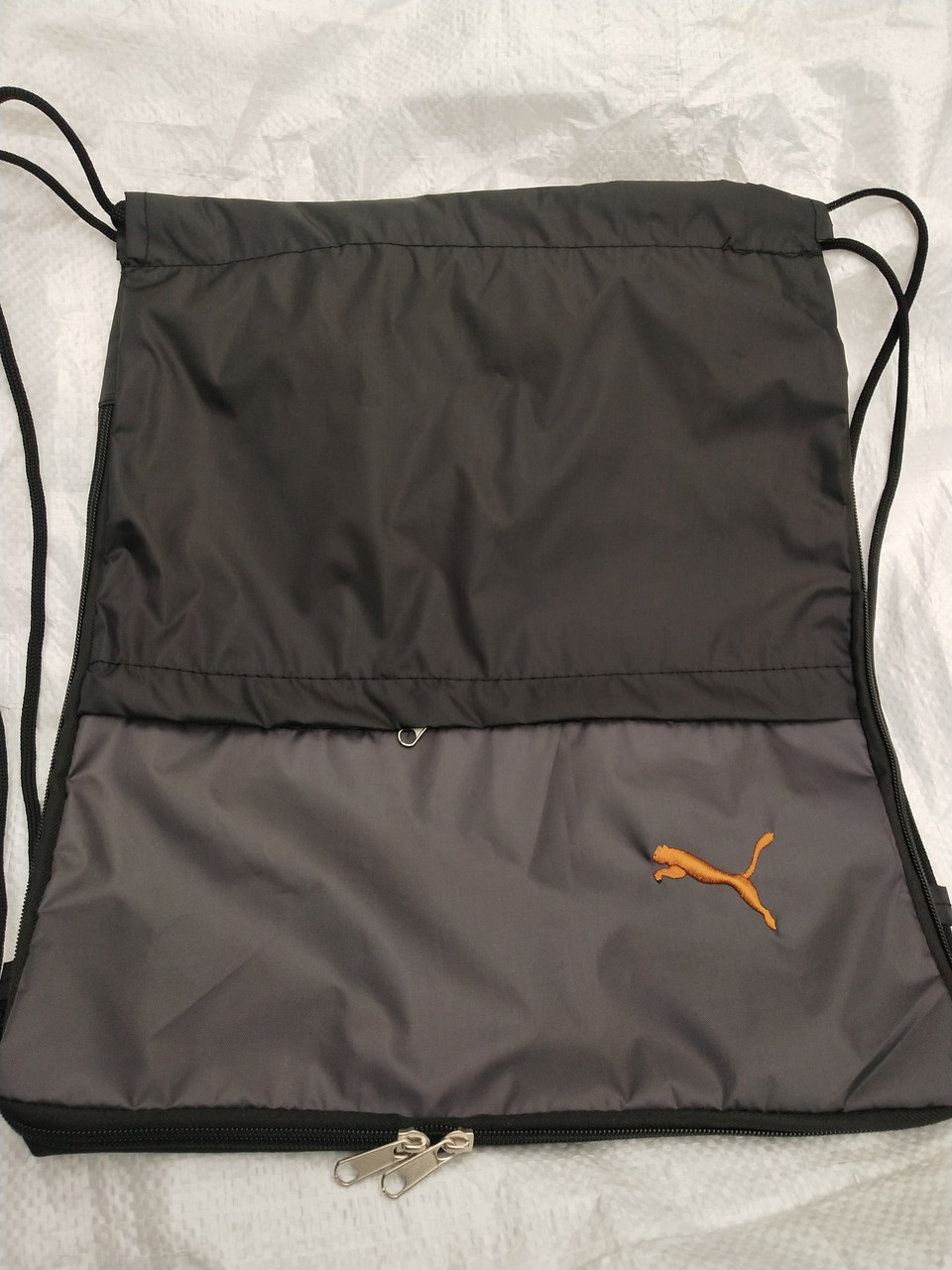 Сумка рюкзак-мешок puma сумка для обуви(только ОПТ )