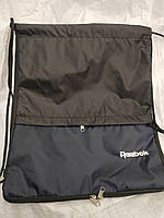 Сумка рюкзак-мешок reebok сумка для обуви(только ОПТ )