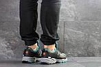 Мужские кроссовки Columbia Montrail (серо-голубые), фото 2