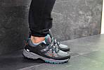 Мужские кроссовки Columbia Montrail (серо-голубые), фото 3