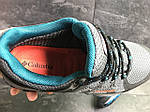 Мужские кроссовки Columbia Montrail (серо-голубые), фото 5