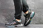 Мужские кроссовки Columbia Montrail (серо-голубые), фото 6